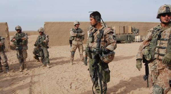 Forsvaret har systematisk styret mediernes billede af krigen Foto: Charlotte Aagaard