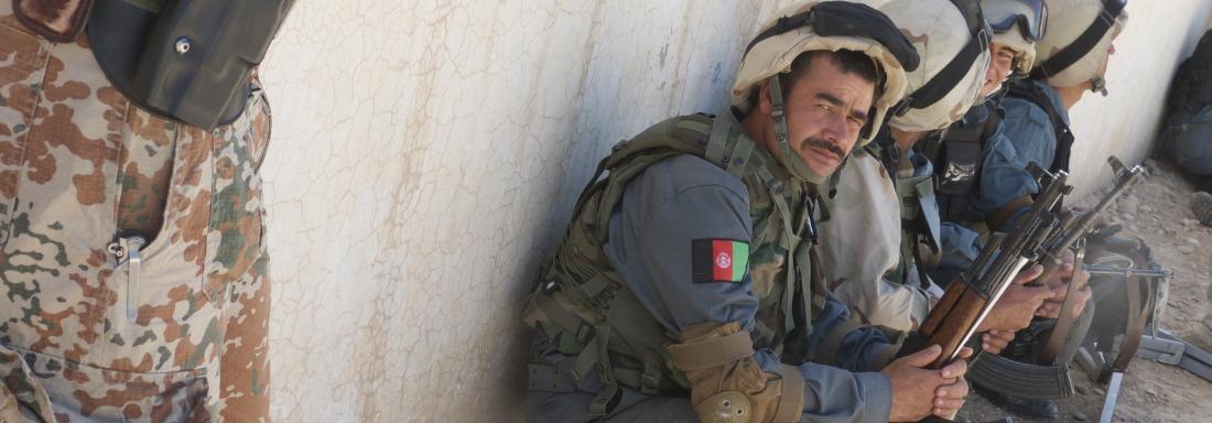 Foredrag: Det nye Afghanistan