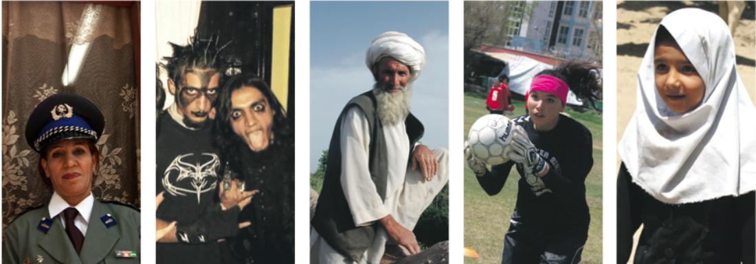Oplev: Afghanske stemmer